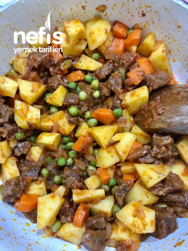 Lokanta Usülü Orman Kebabı