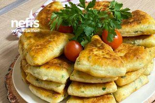 Tavada Peynirli Pişi Tarifi