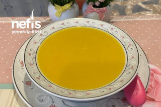 Bal Kabağı Çorbası (Bebekler İçin Vitamin Deposu) Tarifi