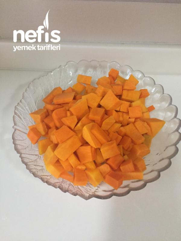 Bol Vitaminli Sebze Çorbası