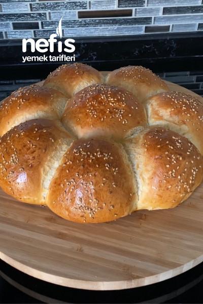 Çiçek (Papatya) Ekmek