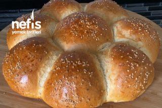 Çiçek (Papatya) Ekmek Tarifi