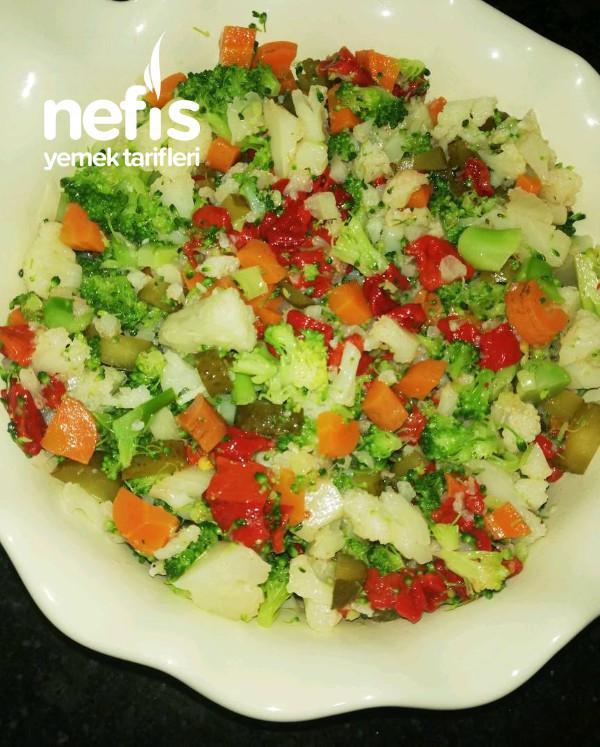 Enfes Ötesi Salatam