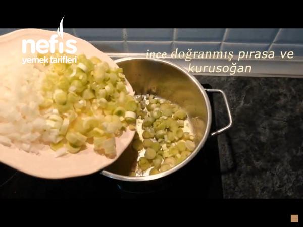 İtalyan Usulü Sarımsak Çorbası (Kış Lezzeti)