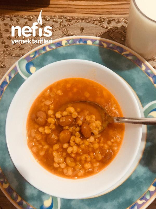 Mısır Keşkeği Çorbası (Sinop Yöresi)
