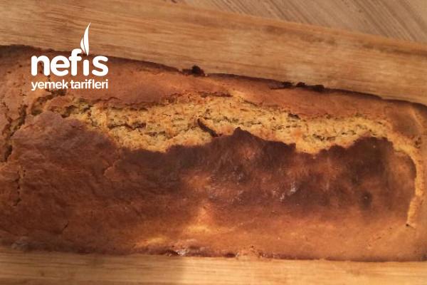 5 Dakikada Az Malzemeli Havuçlu Tarçınlı Kek Tarifi