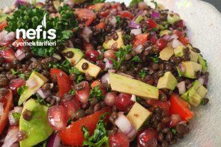 Beluga Mercimek Salatası Tarifi