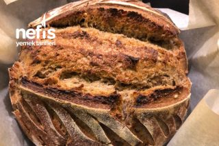 Çavdarlı Tam Tahıllı Ekşi Mayalı Ekmek Tarifi