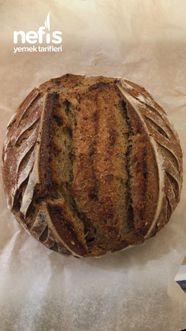Çavdarlı-tam Tahıllı Ekşi Mayalı Ekmek