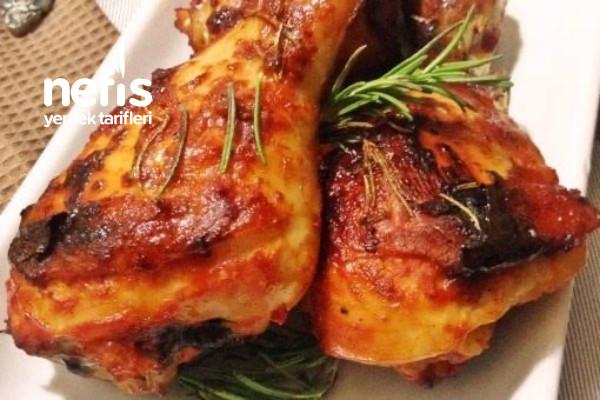 Fırında Özel Soslu Çıtır Tavuk