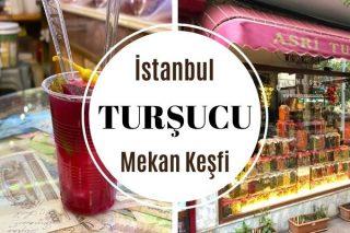 İstanbul'un En İyi 9 Turşucusu Tarifi