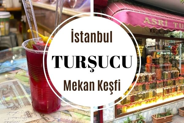 İstanbul'un En İyi 9 Turşucusu Tarifi