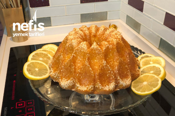 Susamlı Limonlu Kek Tarifi