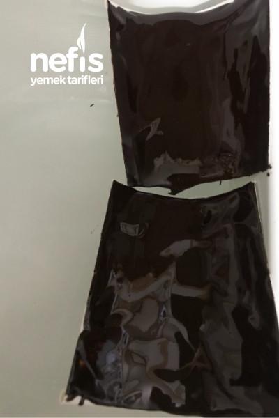 Çikolatalı Kremalı Fit Sandal