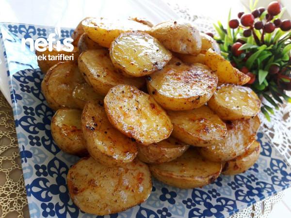 Fırında Bebek (Minik) Patates