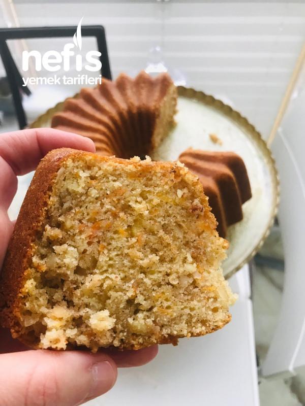 Havuçlu Tarçınlı Starbuks Kek