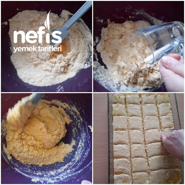 Kaymaklı Mısır Ekmeği