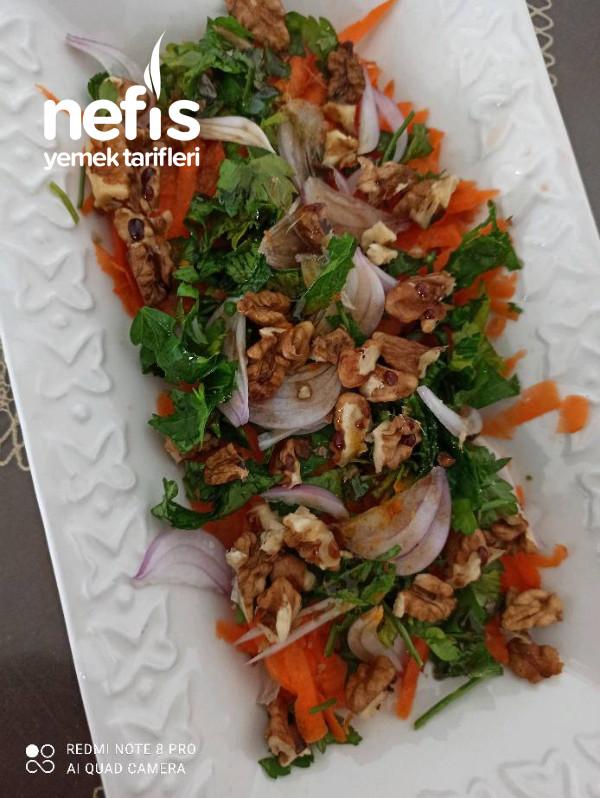 Yağ Yakıcı Mevsim Salata (Diyet Menüsünden)