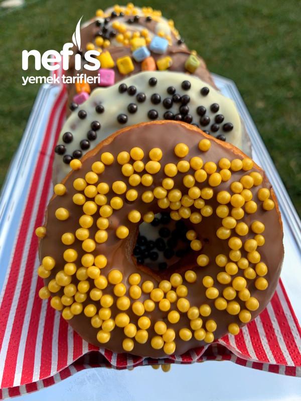 En İyi Tarifiyle:Donut