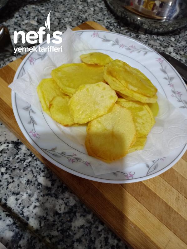 Besemal Soslu Fırında Kıymalı Patates