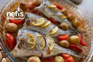 Fırında Balık (Çipura) Tarifi
