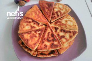 Mayasız Peynirli Pişi Tarifi