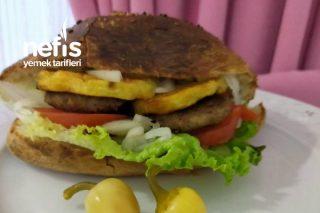 Ekmek Arası Köfte Tarifi