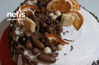 Hazırlara Taş Çıkaran Çikolatalı Pasta Tarifi