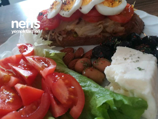 Hem Pratik Hem Diyet Alternatif Kahvaltılık