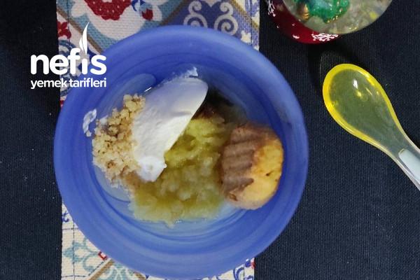 Labneli Elmalı Kahvaltı 7+