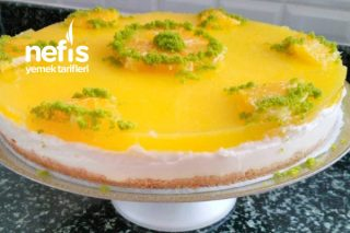 Portakal Soslu Cheesecake Tarifi