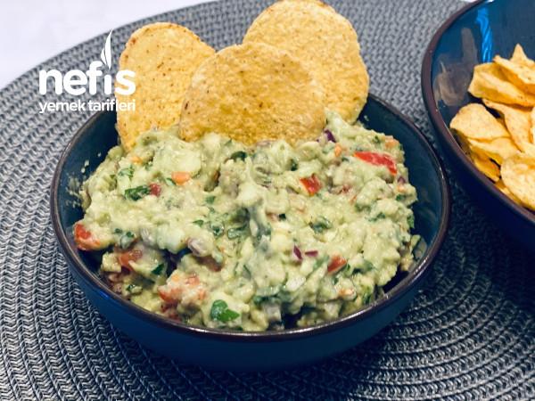 Guacamole, Avokado Ezmesi (Dip/sos)