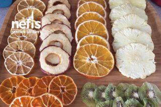 Meyve Kurusu Tarifi