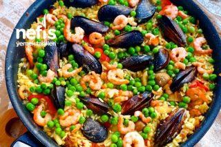 Paella (İspanya Mutfağı) Tarifi