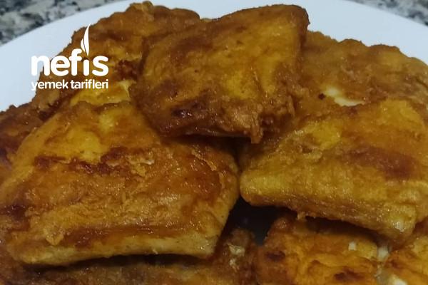 Somon Balığı Kızartması