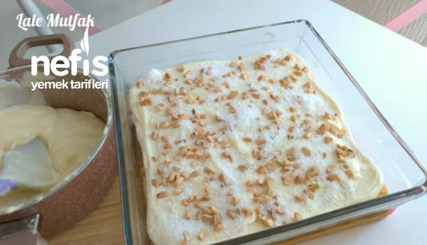 (Videolu) Öyle Bir Pasta Yaptım Ki Anında Bitti Kedi Dili Raffaello Pastası
