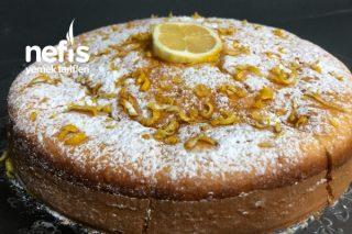 Limonlu Kek (Favoriniz Olacak) Tarifi