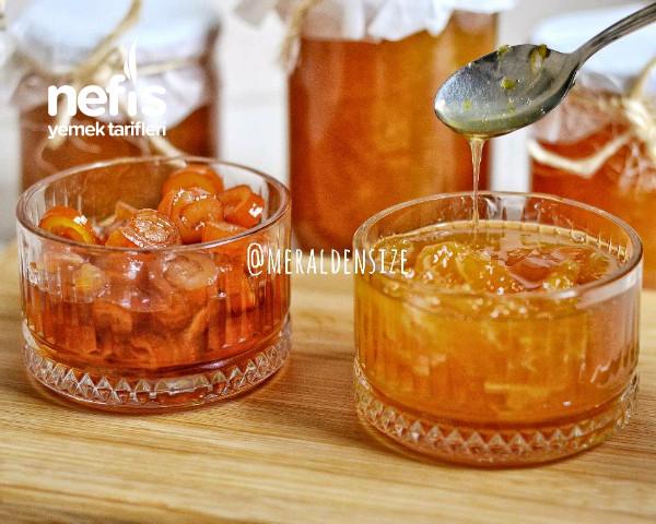 Portakal Ve Portakal Kabuğu Receli