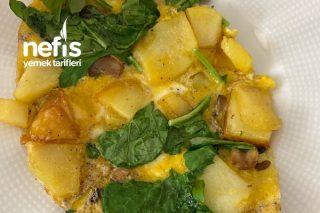 Rokalı Yumurtalı Patates Tarifi