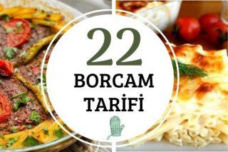 Borcam ile Hazırlayıp Pratikliğine Doyamayacağınız 22 Tarif Tarifi