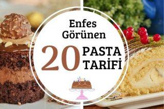 En Afilli 20 Pasta Tarifi: Şık Sunumlu Enfes Lezzetler