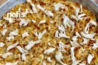 Tavuklu Göce Mantısı (Çanakkale Yöresine Ait) Tarifi