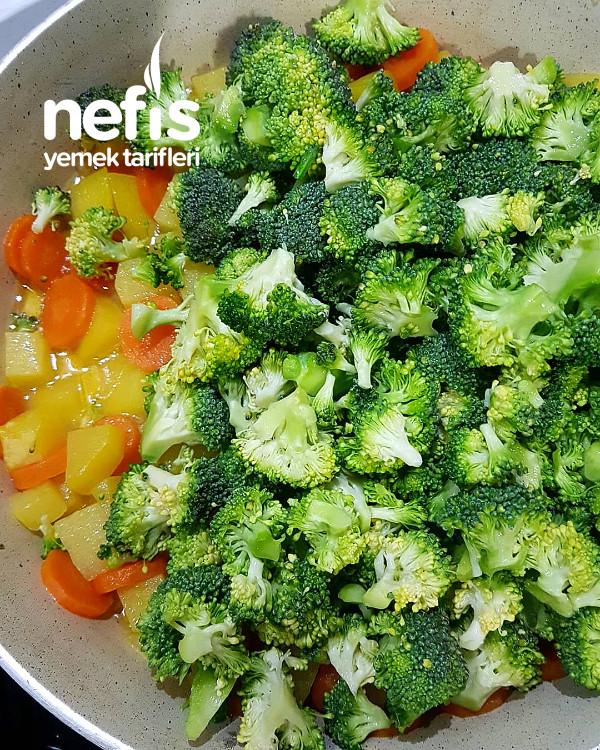 Brokoli Sote