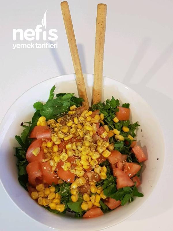 Rokalı Kekiklim Salatası