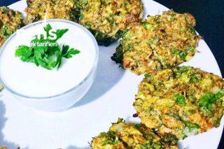 Brokoli Köftesi (Fırında) Tarifi