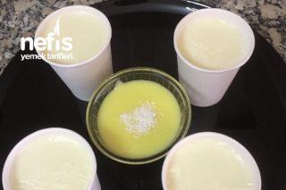 Buzluk İçin Süt Tarifi
