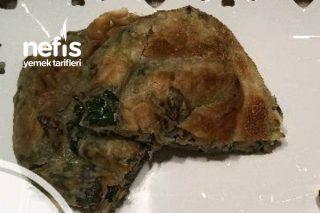 El Açması Ispanaklı Börek (Çarşaf Böreği) Tarifi