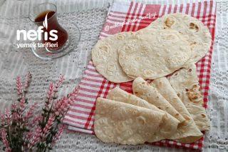Mayasız Balon Ekmekler Pişirilme Yöntemine Şok Olacaksınız (Videolu) Tarifi