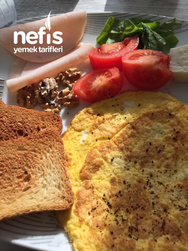 Örnek Diyet Kahvaltı Menüsü