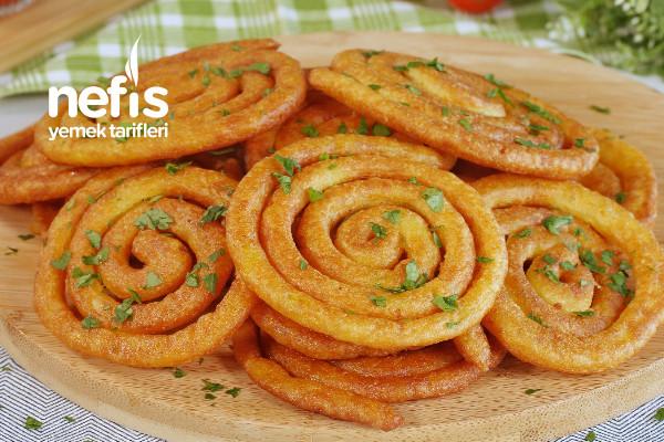 Spiral Patates Tarifi